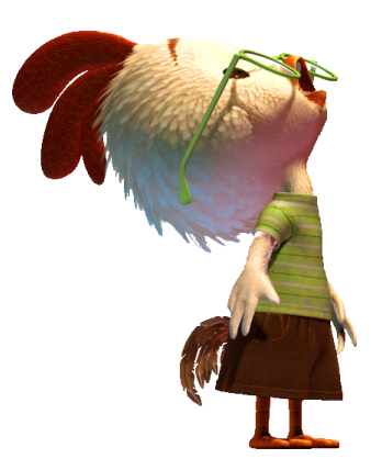 Chicken Little:  The Sky Is Falling!