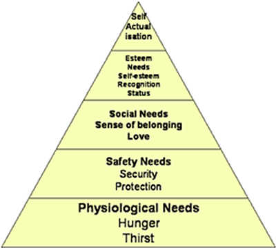 our most basic human needs